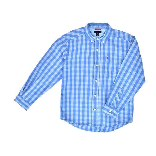 8-10Y | Tommy Hilfiger  | חולצת משבצות
