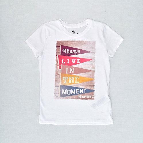9Y | Abercrombie | Beening חולצת