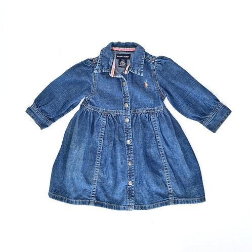 18M | Ralph Lauren | שמלת ג'ינס