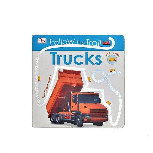 2-4 | DK | ספר/משחק חישה משאיות
