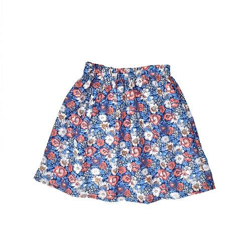 5Y   חצאית פרחונית