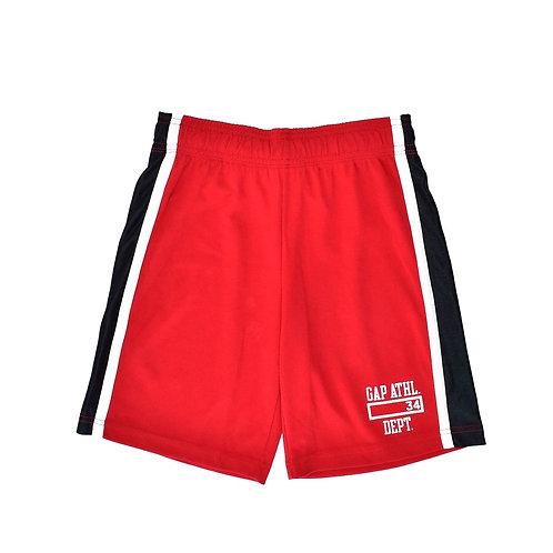 8-9Y | GAP | מכנסי דרייפיט אדומים