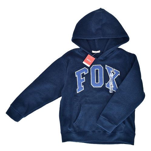 9-10Y | FOX | קפוצ'ון פליז כחול