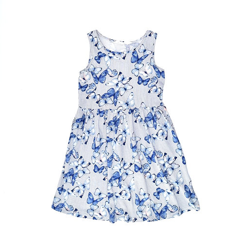 6-8Y   H&M   שמלת פרפרים