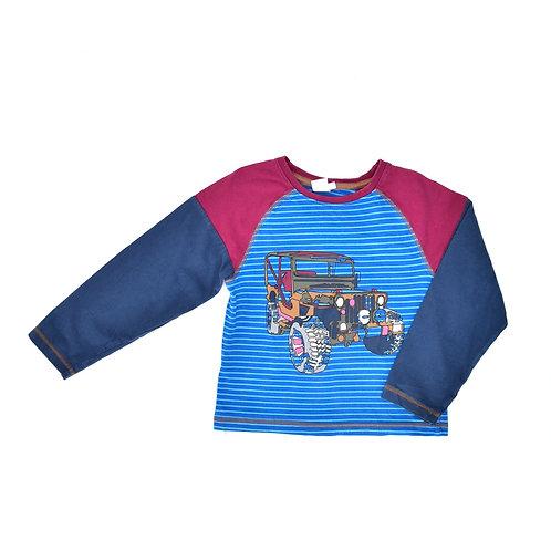 5Y | Mini Club | חולצת ג'יפ שטח