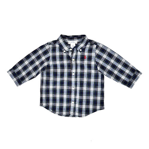 9M | Ralph Lauren |  חולצה משובצת