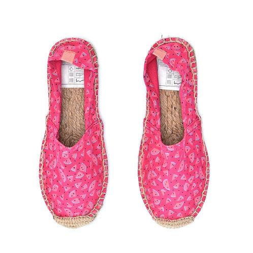 Size 32 | נעלי אספדריל אבטיח