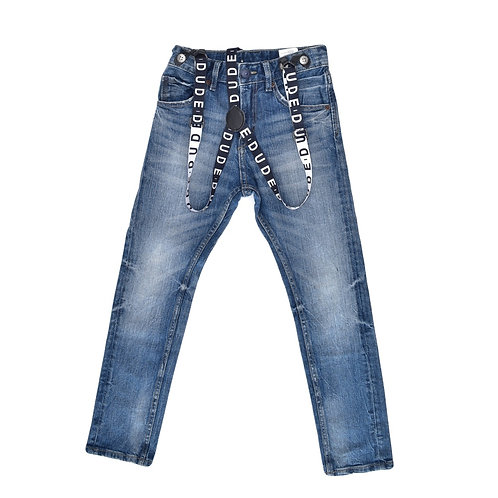 6Y | H&M  | ג'ינס בשלייקס