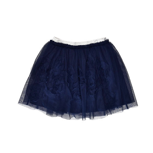 3-4Y   MNG   חצאית טול שושנים