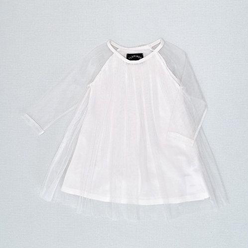 18-24M | Flamingo | שמלת טול