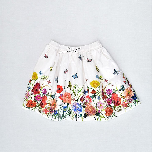 6-8Y | H&M | חצאית אביבית