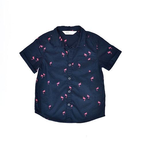 2-3Y | H&M | חולצת פלמינגו