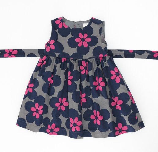 18M | Carter's | שמלת פרחי נייר