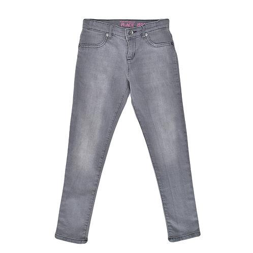 8Y | The Children's Place  | מכנסי ג'ינס אפורים