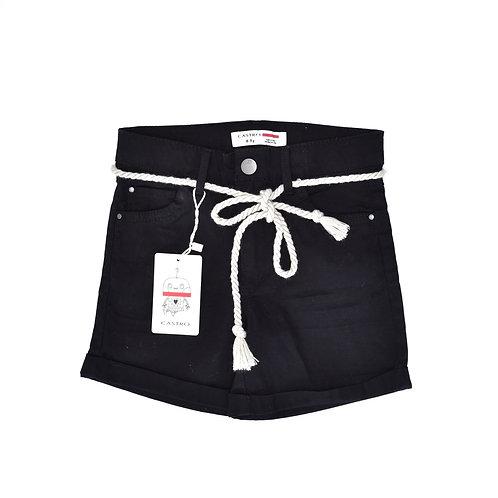 8-9Y | CASTRO | מכנסיים שחורים
