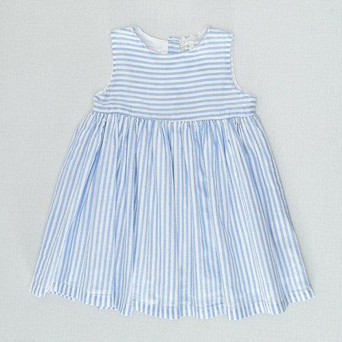 2-3Y | GOLF | שמלת פסים חגיגית