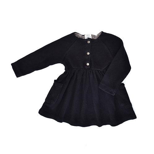 18-24M   ZARA   שמלה בשחור