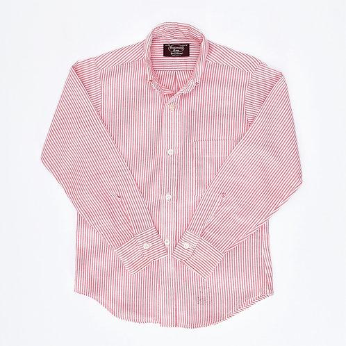 8-9Y | Bruxton  | חולצת פסים קורל