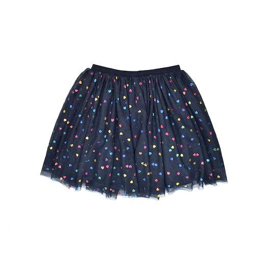 8-9Y | H&M | חצאית טול לב