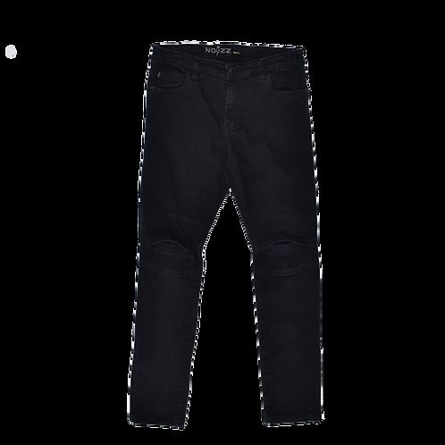 10Y | Noizz By Mania | מכנסי ג'ינס חלונות ברכיים