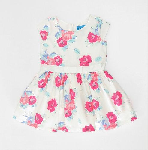 18-24M | The Children's Place | שמלת ורדים חגיגית