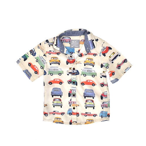 18-24M | NEXT | חולצת מכוניות