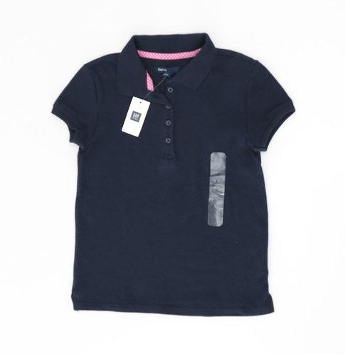 6-7Y | GAP | חולצת פולו כחולה