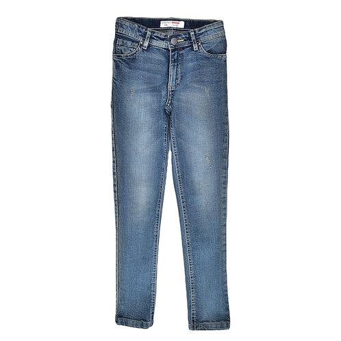 7Y | CASTRO | מכנסי ג'ינס כחולים
