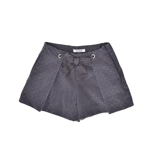 5Y   OKAIDI   חצאית מכנסיים עם סרט
