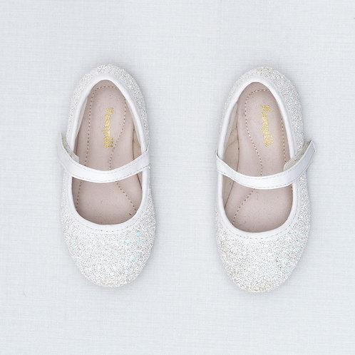 Size 23 | Pampili | נעלי בלרינה מנצנצות