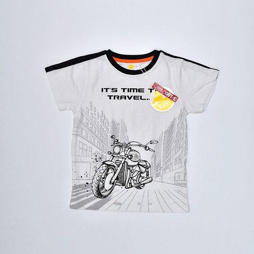 4-5Y | KIWI | חולצת הארלי