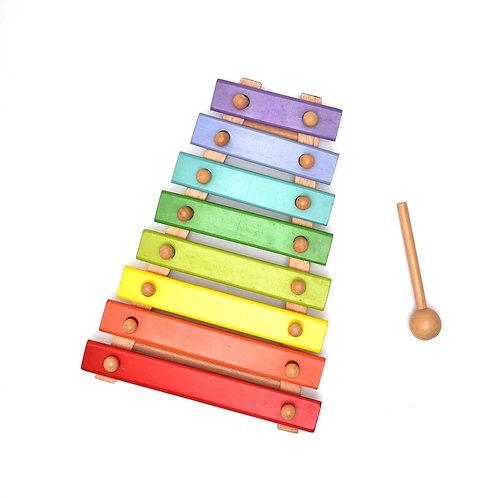 1-2Y | קסילופון עץ צבעוני