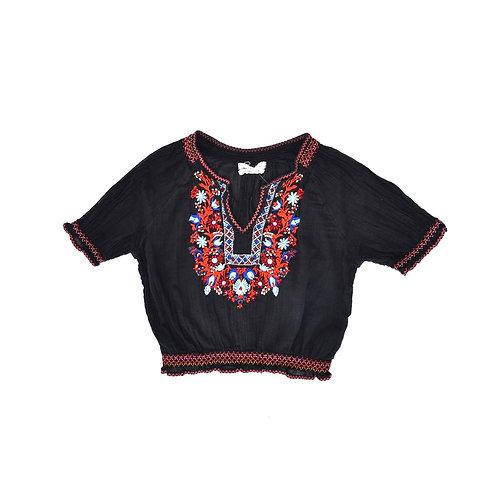 6-8 | Urabn Outfitters | חולצת בוהו רקומה