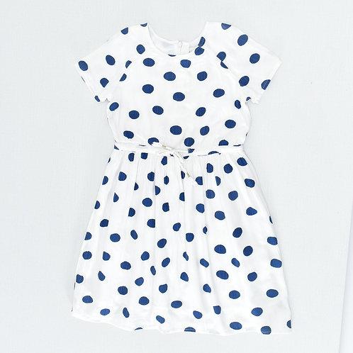 7-8Y | Carre'ement Beau | שמלת עיגולים