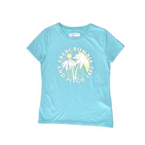 12Y | Abercrombie | חולצת הוואי