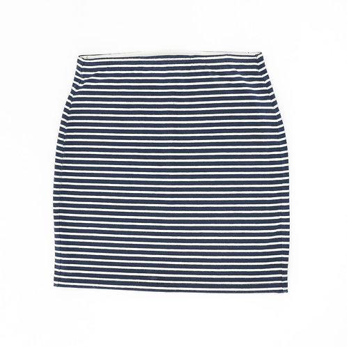 12-13Y | Abercrombie | חצאית עפרון פסים