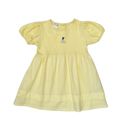 4-5Y   ZARA    שמלת בננה רמה