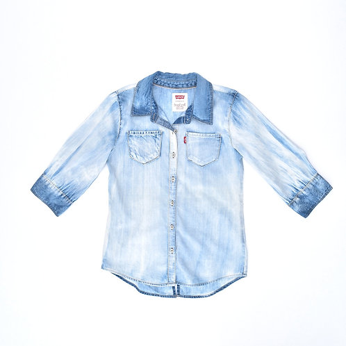 8-9Y | Levi's  | חולצת ג'ינס כנפיים