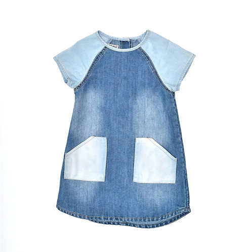 4-5Y | NEXT | שמלת ג'ינס