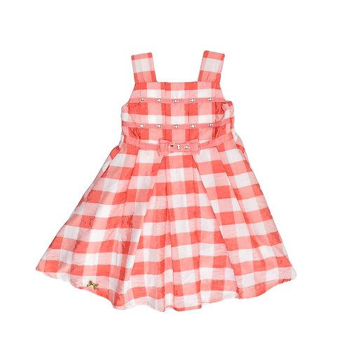 12-18M | Turma Da Malha | שמלה חגיגית