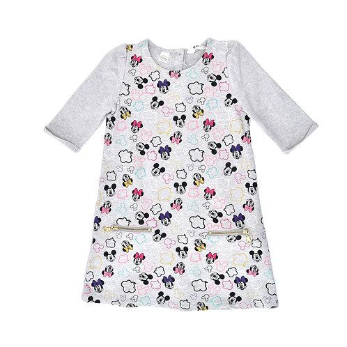 6-8Y   H&M   שמלת מיקי מיקי