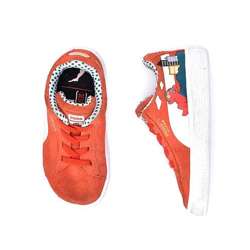 Size 23 | PUMA | נעלי סניקרס רחוב סומסום