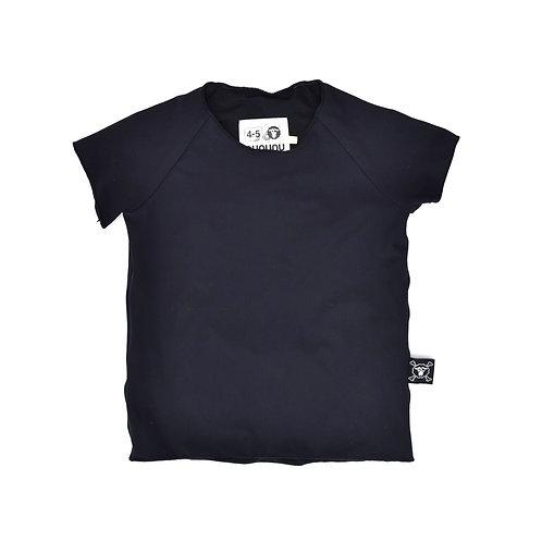 4-5Y | nununu | חולצת חור בלבנה