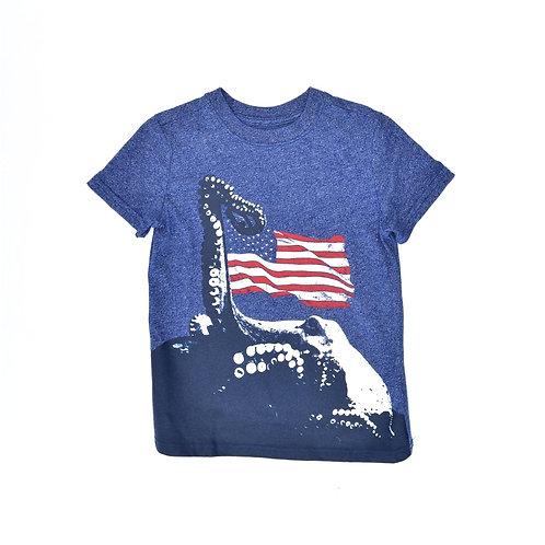4-5Y | Cat&Jack | חולצת אמריקה