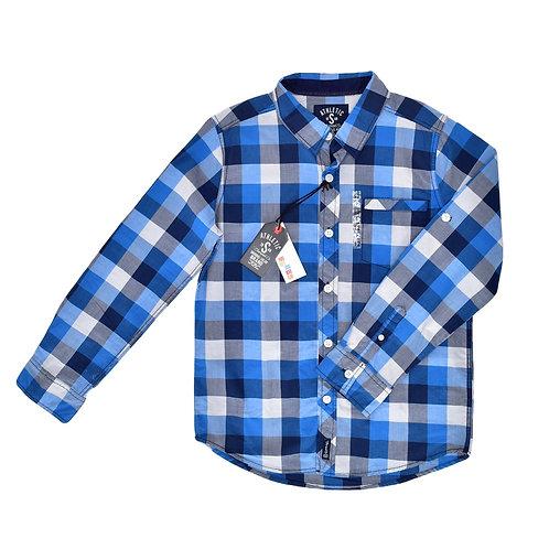 10-11Y   Solog   חולצת כפתורים משובצת
