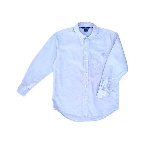8-9Y | GAP | חולצת תכלת חגיגית