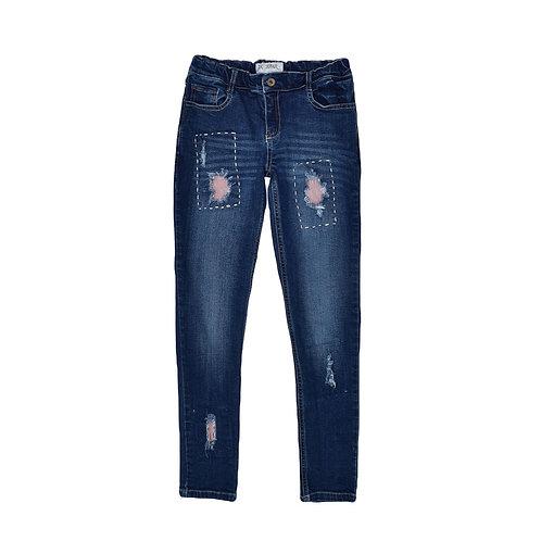 10Y | JAK & PEPPAR | מכנסי ג'ינס אמריקה