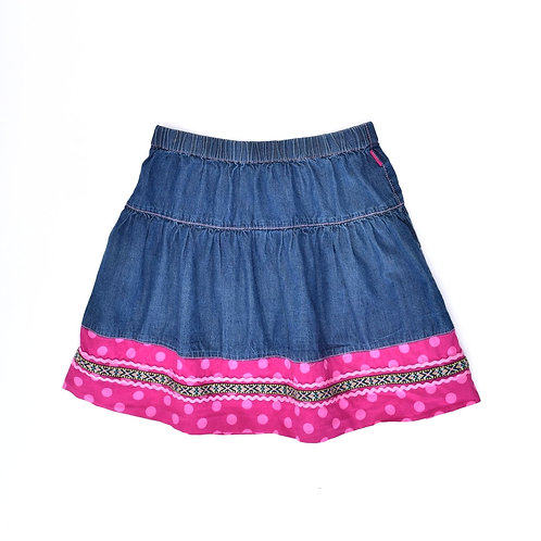 6-8Y   BOSSINI   חצאית בגי'נס