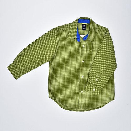 5Y | GAP | חולצה משובצת