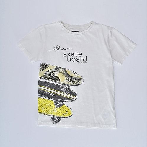 10-11Y   NUKUTAVAKE   חולצת סקייטרים